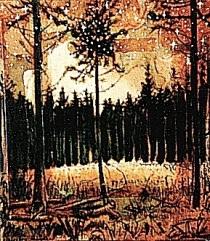 clairière de Lothar